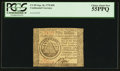 Colonial Notes:Continental Congress Issues, Continental Currency September 26, 1778 $50 PCGS Choice About New55PPQ.. ...