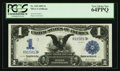 Large Size:Silver Certificates, Fr. 229 $1 1899 Silver Certificate PCGS Very Choice New 64PPQ.. ...