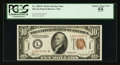 Small Size:World War II Emergency Notes, Fr. 2303* $10 1934A Hawaii Federal Reserve Note. PCGS Choice AboutNew 55.. ...