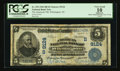 National Bank Notes:North Carolina, Wilmington, NC - $5 1902 Date Back Fr. 592 The American NB Ch. # (S)9124. ...