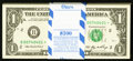 Small Size:Federal Reserve Notes, Fr. 1932-B* $1 2006 Federal Reserve Notes. Original Pack of 100. Gem Crisp Uncirculated.. ... (Total: 100 notes)