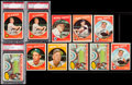 Baseball Cards:Lots, 1959 Topps and Fleer Baseball Card Collection (319) - An OriginalOwner Collection. ...