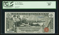 Large Size:Silver Certificates, Fr. 224 $1 1896 Silver Certificate PCGS Very Fine 35.. ...