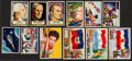 Non-Sport Cards:Lots, 1950's Topps and Bowman Non-Sports Collection (49). ...