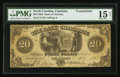 Obsoletes By State:North Carolina, Charlotte, NC- Bank of Charlotte Counterfeit $20 G2, C14. ...