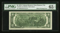Fr. 1935-J $2 1976 Federal Reserve Note. PMG Gem Uncirculated 65 EPQ