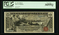 Large Size:Silver Certificates, Fr. 224 $1 1896 Silver Certificate PCGS Very Fine 30PPQ.. ...