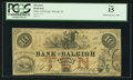 Obsoletes By State:Illinois, Raleigh, IL- Bank of Raleigh $10 March 21, 1859 G4b. ...