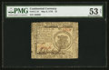 Colonial Notes:Continental Congress Issues, Continental Currency May 9, 1776 $1 PMG About Uncirculated 53 Net.....