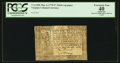 Colonial Notes:Virginia, Virginia May 4, 1778 (Dates Printed) $7 PCGS Apparent Extremely Fine 40.. ...