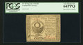Colonial Notes:Continental Congress Issues, Continental Currency September 26, 1778 $30 PCGS Very Choice New64PPQ.. ...