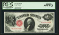 Large Size:Legal Tender Notes, Fr. 37a $1 1917 Legal Tender PCGS Choice New 63PPQ.. ...