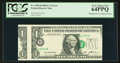 Fr. 1930-D $1 2003A Federal Reserve Note. PCGS Very Choice New 64PPQ