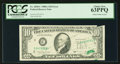 Error Notes:Miscellaneous Errors, Fr. 2028-C $10 1988A Federal Reserve Note. PCGS Choice New 63PPQ.. ...