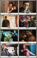 """Movie Posters:Science Fiction, The Terminator (Orion, 1984). Lobby Card Set of 8 (11"""" X 14"""").Science Fiction.. ... (Total: 8 Items)"""