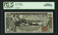 Large Size:Silver Certificates, Fr. 225 $1 1896 Silver Certificate PCGS Gem New 65PPQ.. ...
