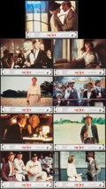 "Movie Posters:Sports, The Natural (Tri-Star, 1984). Spanish Lobby Card Set of 12 (9.25"" X 13""). Sports.. ... (Total: 12 Items)"