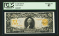 Large Size:Gold Certificates, Fr. 1184 $20 1906 Gold Certificate PCGS Extremely Fine 45.. ...