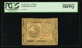Colonial Notes:Continental Congress Issues, Continental Currency November 2, 1776 $6 PCGS Choice About New 58PPQ.. ...