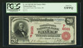 Salem, OR - $20 1902 Red Seal Fr. 641 The United States NB Ch. # (P)9021