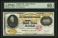 Large Size:Gold Certificates, Fr. 1225h $10000 1900 Gold Certificate PMG Gem Uncirculated 65EPQ.. ...