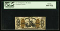 Fractional Currency:Third Issue, Fr. 1345 50¢ Third Issue Justice PCGS Gem New 66PPQ.. ...