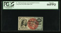 Fractional Currency:Fourth Issue, Fr. 1269 15¢ Fourth Issue PCGS Gem New 66PPQ.. ...