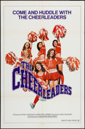 """Movie Posters:Sexploitation, The Cheerleaders (Cinemation Industries, 1973). One Sheet (27"""" X41"""") & Cut Ad Supplements (2) (11"""" X 17""""). Sexploitation.. ...(Total: 3 Items)"""