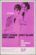 """Movie Posters:Drama, The Children's Hour (United Artists, 1962). One Sheet (27"""" X 41"""")& Pressbook (13"""" X 18""""). Drama.. ... (Total: 2 Items)"""