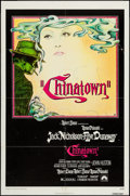 "Movie Posters:Mystery, Chinatown (Paramount, 1974). One Sheet (27"" X 41"") & Pressbook(12"" X 15""). Mystery.. ... (Total: 2 Items)"
