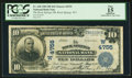 National Bank Notes:Wyoming, Rock Springs, WY - $10 1902 Plain Back Fr. 628 The Rock Springs NBCh. # (W)4755. ...