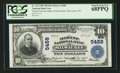 National Bank Notes:Wisconsin, Milwaukee, WI - $10 1902 Plain Back Fr. 633 The Marine NB Ch. # 5458. ...