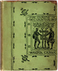 Books:Art & Architecture, Walter Crane. The Claims of Decorative Art. Boston: Houghton Mifflin, 1892. First edition. Octavo. 191 pages. Publis...