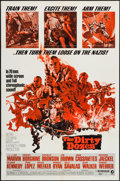 """Movie Posters:War, The Dirty Dozen (MGM, 1967). International Red Style One Sheet (27""""X 41""""). War.. ..."""