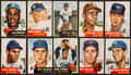Baseball Cards:Sets, 1953 Topps Baseball Near Set (269/274) With Mantle and Mays! ...