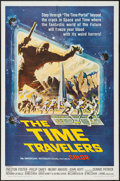 """Movie Posters:Science Fiction, The Time Travelers (American International, 1964). One Sheet (27"""" X41""""). Science Fiction.. ..."""