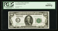 Fr. 2151-G $100 1928A Federal Reserve Note. PCGS Gem New 66PPQ