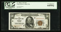 Fr. 1880-G $50 1929 Federal Reserve Bank Note. PCGS Very Choice New 64PPQ