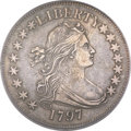 Early Half Dollars, 1797 50C XF40 PCGS. O-101a, High R.4. Amato-415....