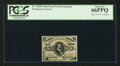 Fractional Currency:Third Issue, Fr. 1236SP 5¢ Third Issue Narrow Margin Face PCGS Gem New 66PPQ.. ...