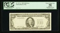 Fr. 2171-L $100 1985 Federal Reserve Note. PCGS Apparent Choice About New 58