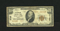 National Bank Notes:Maine, Portland, ME - $10 1929 Ty. 2 The Portland NB Ch. # 4128. Type Onesoutnumber Type Twos on this bank by over two to one....