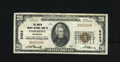 National Bank Notes:Minnesota, Fairmont, MN - $20 1929 Ty. 1 The Martin County NB Ch. # 5423. A.W. Gamble and A.L. Ward managed this bank that was able...