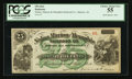 Obsoletes By State:Alabama, Marion, AL- Selma, Marion and Memphis Railroad Co. 25¢ Mar. 1, 1871 Remainder Rosene 178-1. ...