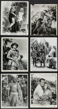 """Movie Posters:Adventure, Tarzan's Greatest Adventure & Others Lot (Paramount, 1959).Photos (27), British Front of House Photos (3) (8"""" X 10""""). Adven...(Total: 30 Items)"""
