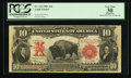Large Size:Legal Tender Notes, Fr. 122 $10 1901 Legal Tender PCGS Apparent Very Fine 30.. ...
