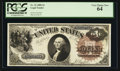 Large Size:Legal Tender Notes, Fr. 32 $1 1880 Legal Tender PCGS Very Choice New 64.. ...