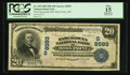 Moss Point, MS - $20 1902 Date Back Fr. 644 The Pascagoula NB Ch. # (S)8593