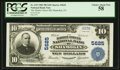 National Bank Notes:Pennsylvania, Shamokin, PA - $10 1902 Plain Back Fr. 633 The Market Street NB Ch.# 5625. ...