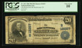 National Bank Notes:Tennessee, Rockwood, TN - $20 1902 Plain Back Fr. 661 The Rockwood NB Ch. #(S)12257. ...